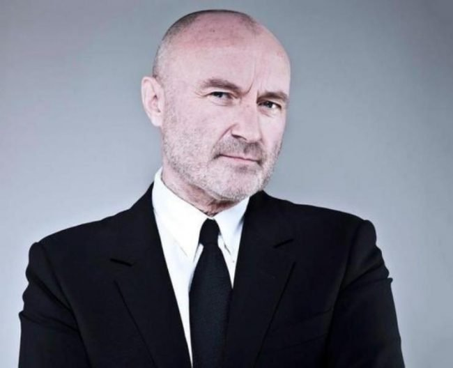 Phil Collins: artista foi o que mais vendeu ingressos no primeiro bimestre no Brasil /Foto: Divulgação