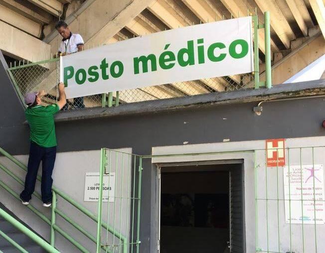 Calor e álcool: os motivos pelos atendimentos médicos  na Sapucaí /Foto: Divulgação