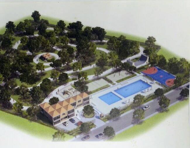 """Cidade de Deus: prefeito anuncia """"vila olímpica"""" para os moradores da favela /Foto: Reprodução Prefeitura"""