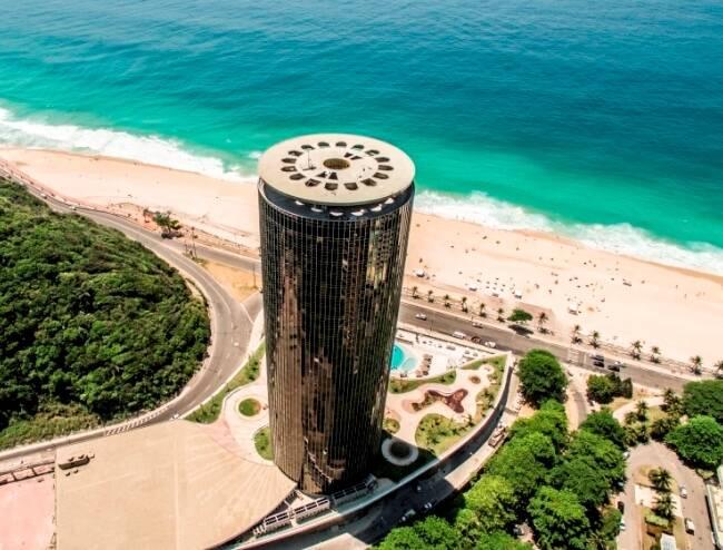 Gran Meliá: hotel fecha as portas de vez nesta quinta-feira (15/03) /Foto: Divulgação
