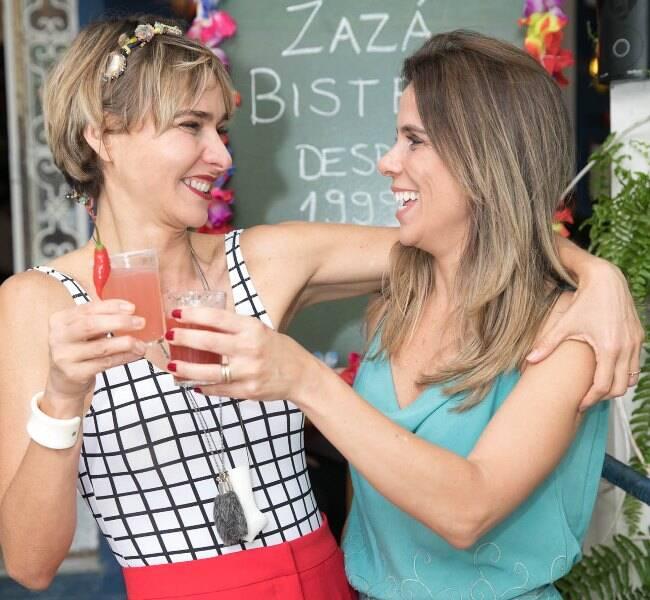 Zazá Piereck e Preta Moyses: as sócias comemoram a quarta vez da premiação mundial /Foto: Divulgação