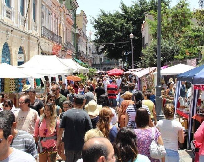 Feira Rio Antigo: um dos eventos mais tradicionais da cidade vai comemorar o choro /Foto: Divulgação