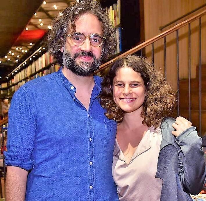 Matias Mariani e Júlia Murat /Foto: Paulo Jabur