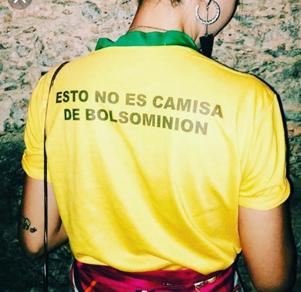 Política e futebol não se discutem: torcedores encontram forma apartidária  de torcer pelo Brasil | Lu Lacerda | iG